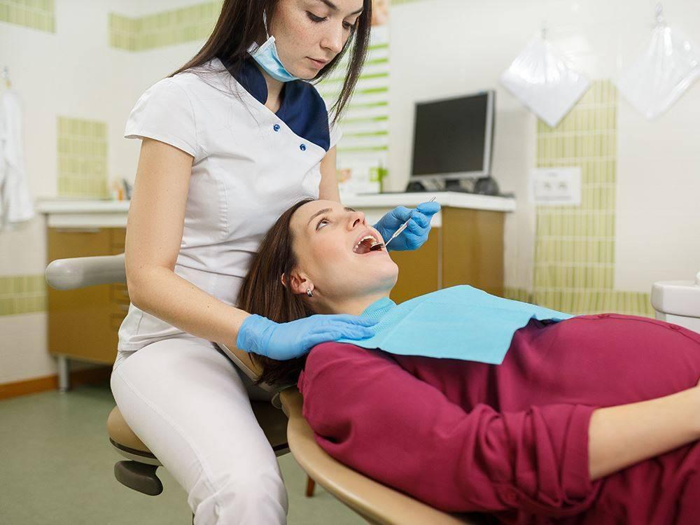 Лечение зубов беременным, на каких сроках можно лечить зубы во время беременности в сочи