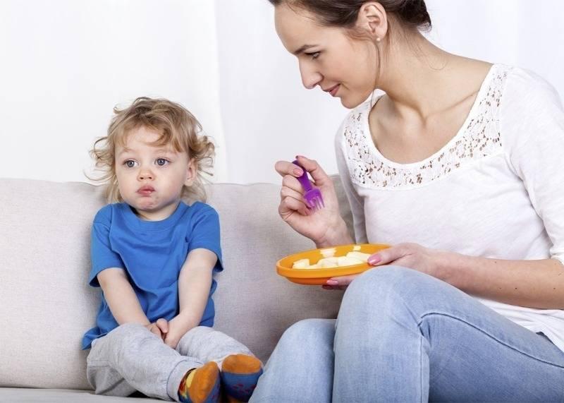 Можно ли заставлять ребенка есть через силу