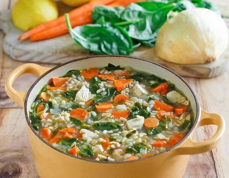 Детские супы от 1 года: рецепты