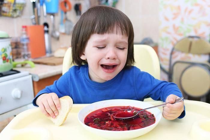 Что делать, если дети не любят супы