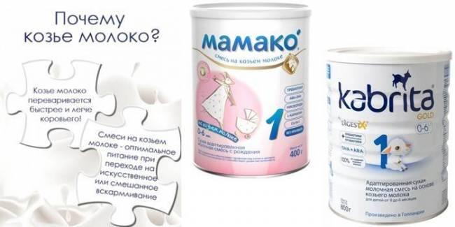 Можно ли кормящей маме козье молоко