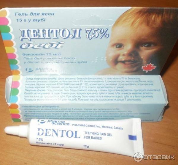 Какое хорошее средство при прорезывании зубов у детей