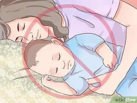 Как отучить годовалого ребенка от укачивания перед сном?