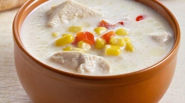 Как сварить молочный суп с лапшой: пошаговый рецепт с фото