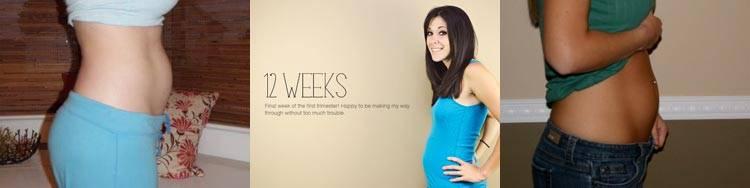 Развитие плода на 8 месяце беременности