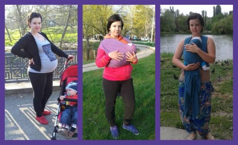 Как похудеть после родов в домашних условиях: какие методы запрещены