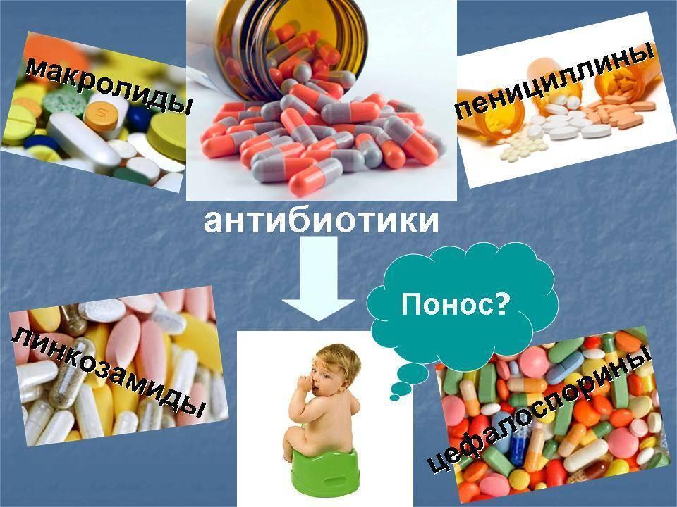 Эффективное восстановление микрофлоры кишечника после приема антибиотиков