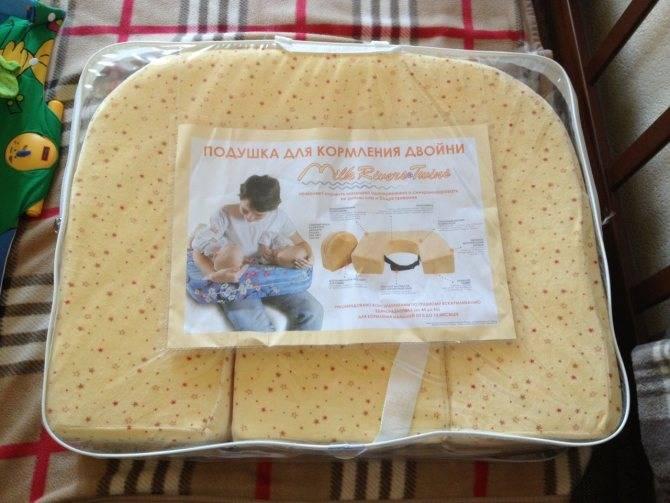 Плюсы и минусы подушки для кормления грудного ребенка и ее правильный выбор