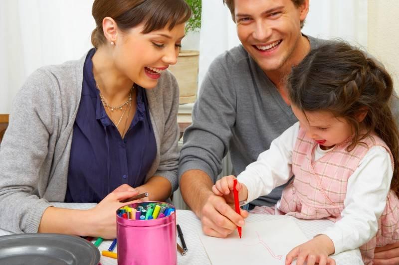 Что делать, если отец не принимает участия в воспитании детей – советы женщинам
