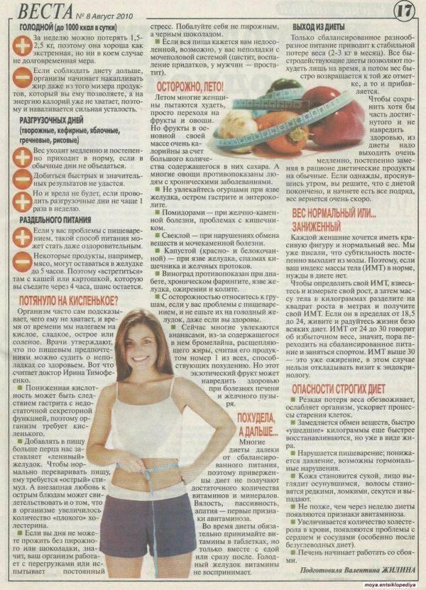 Как похудеть после родов, и после окончания грудного вскармливания.
