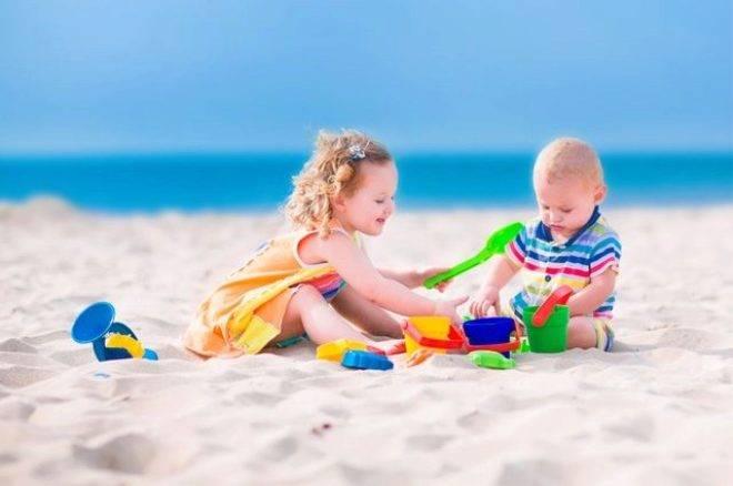 Отправляемся с ребенком на море – практические советы
