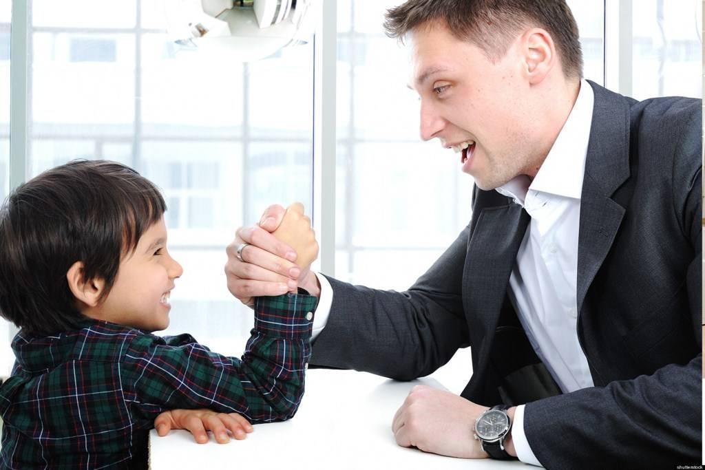 Растим лидера: разный подход по воспитанию качеств у мальчика и