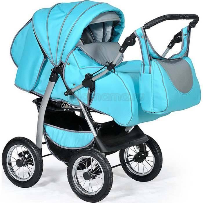 Топ-10 лучших колясок для новорожденных 2 в 1 2021 года в рейтинге zuzako