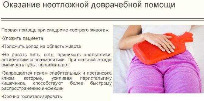 Аппендицит при беременности на разных сроках: симптомы, последствия для женщины и плода, лечение