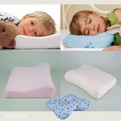 Нужна ли подушка новорождённому ребёнку