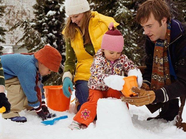 Чем заняться с ребёнком зимой дома | sun family club
