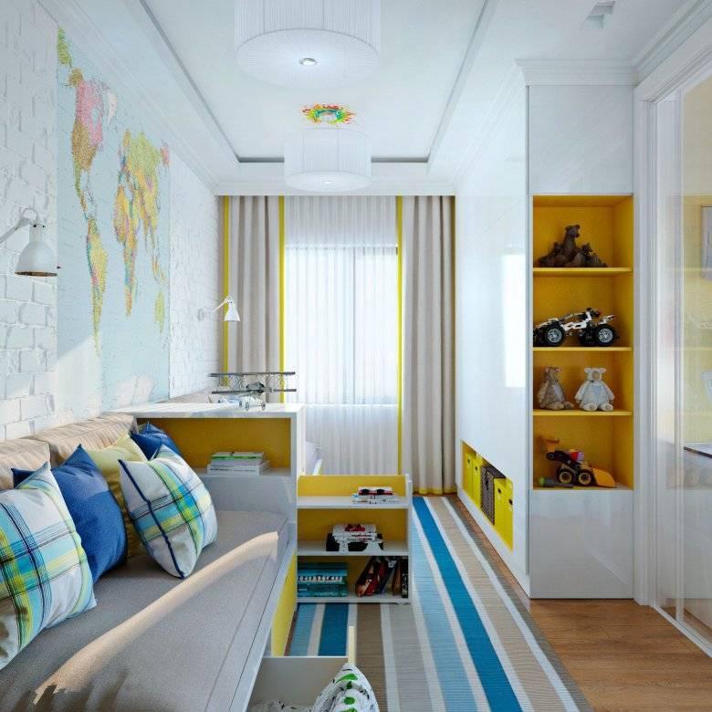 Детская комната для мальчика (50 реальных фото) - лучшие интерьеры