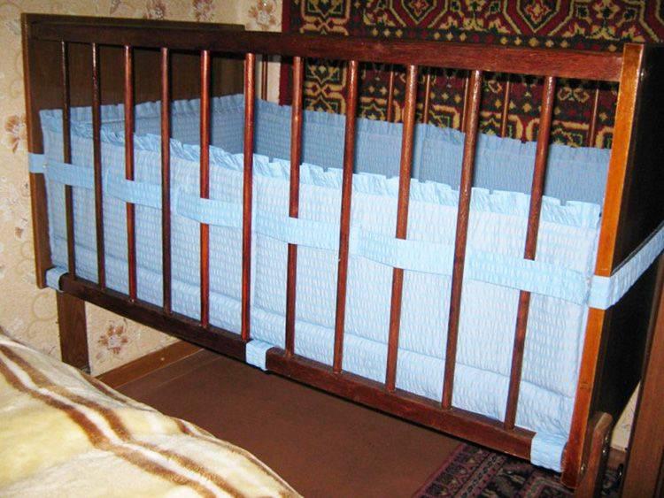 Как покрасить детскую кроватку своими руками - инженер пто
