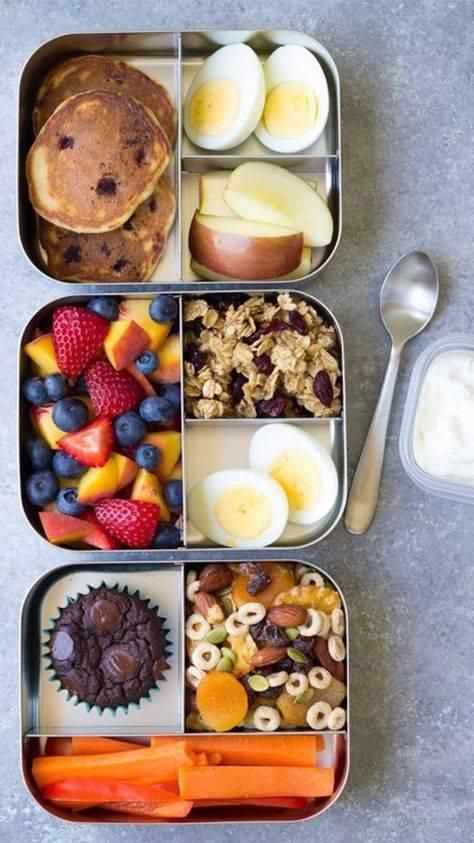 Рецепты полезных завтраков для школьников: чем кормят по утрам своих детей ижевские мамы