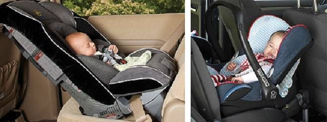 О вопросах безопасности: нужно ли покупать автокресло для новорожденных?