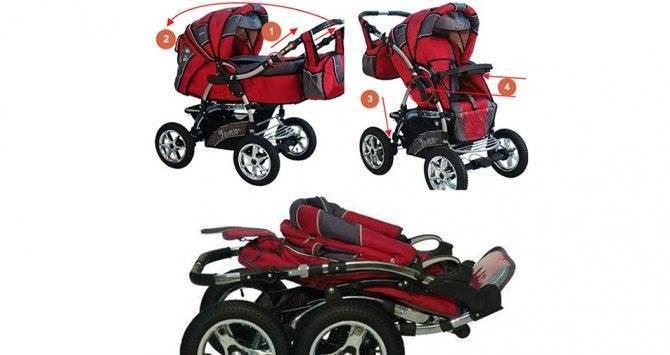 14 лучших колясок для новорожденных 2021
