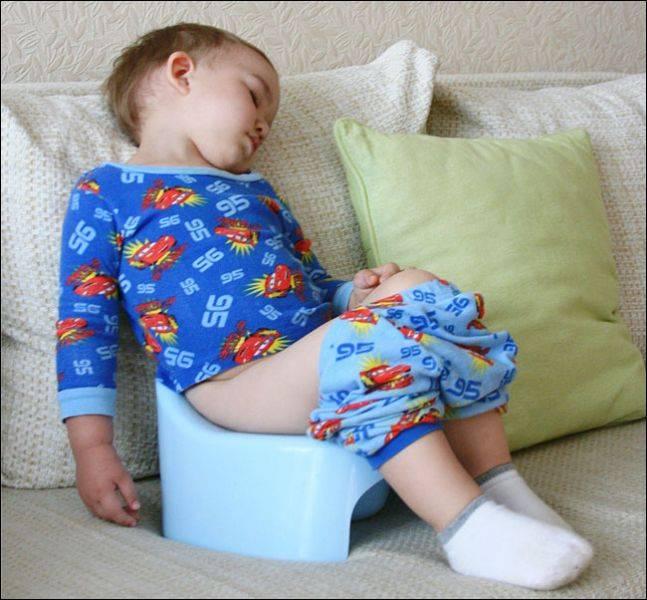 Как отучить ребенка от памперсов - рекомендации как быстро и без проблем избавиться от привычки