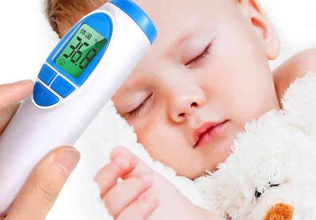 Как измерить температуру грудному ребенку | блог дочки-сыночки