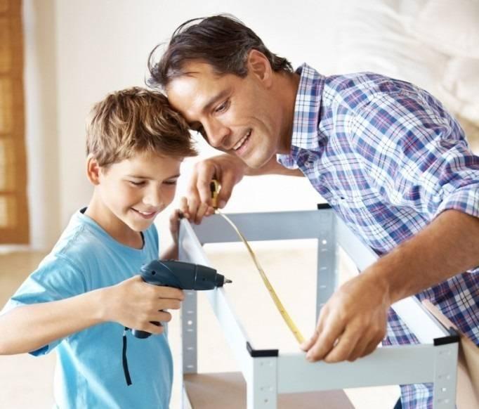 Как привлечь отца к заботе и воспитанию ребенка