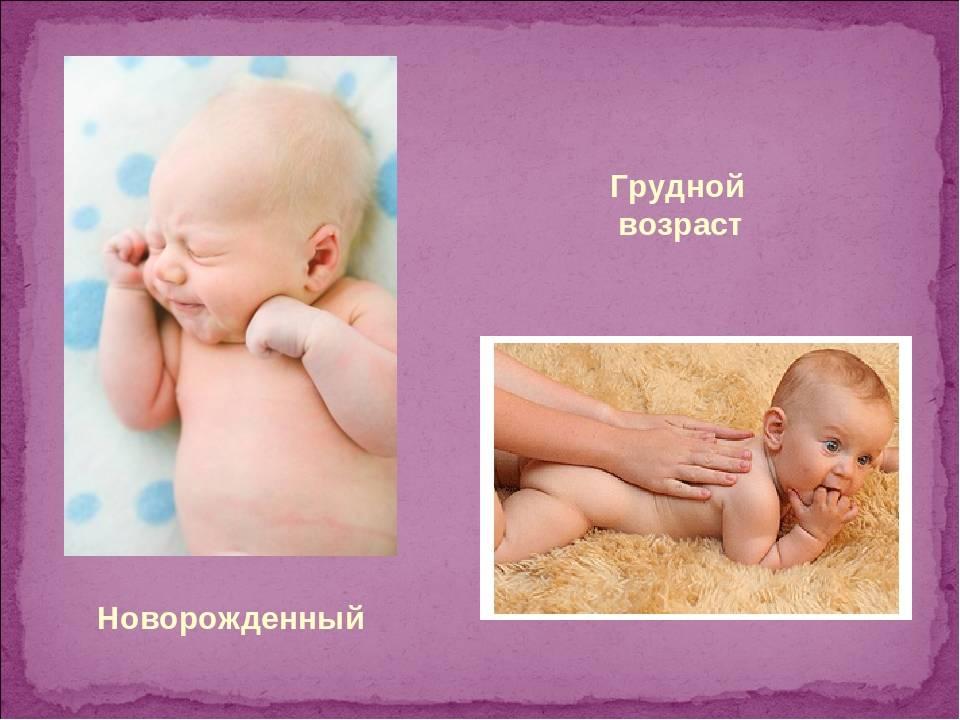 Развитие нервной системы ребенка в первые недели жизни: от рождения до 1 месяца