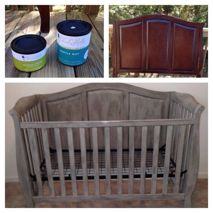 Краска для детской кроватки: как и чем покрасить деревянную кровать новорожденного?