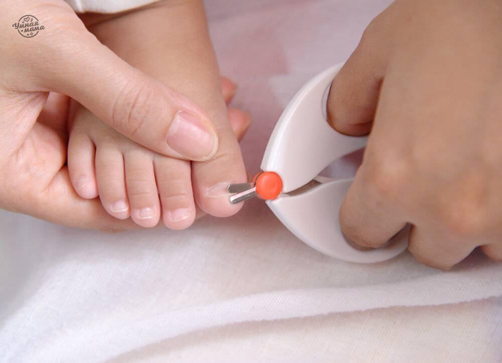 Как стричь ногти? учим подростка