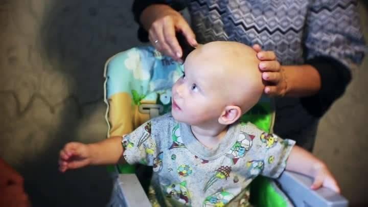Можно ли стричь волосы ребенку до года