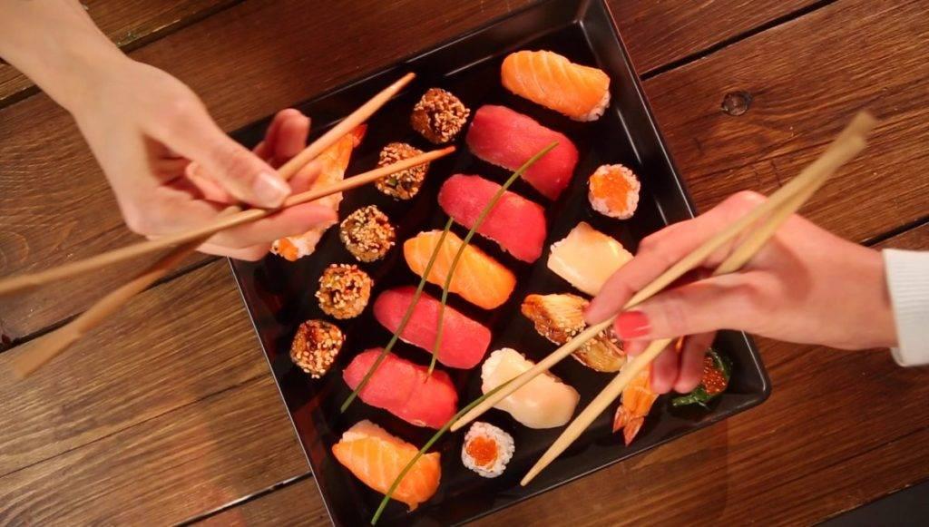 Можно ли при грудном вскармливании есть суши с соевым соусом?