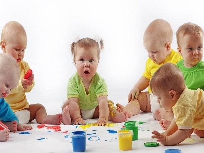 С какого возраста в ясли берут детей :: businessman.ru