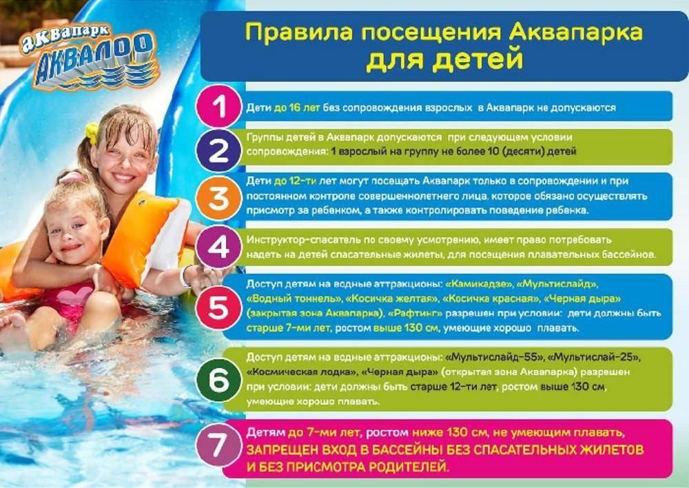 Какие аквапарки больше всего подходят для отдыха семей с детьми: обзор лучших аквапарков, правила и нюансы отдыха
