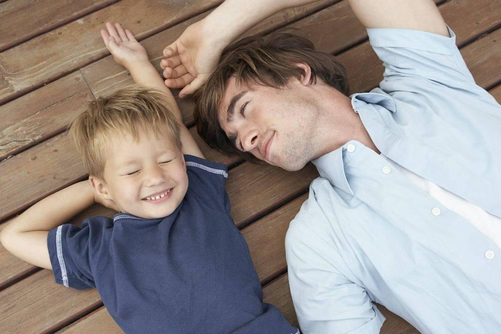 Как привлечь отца к уходу за новорожденным ребенком? | советы для мам