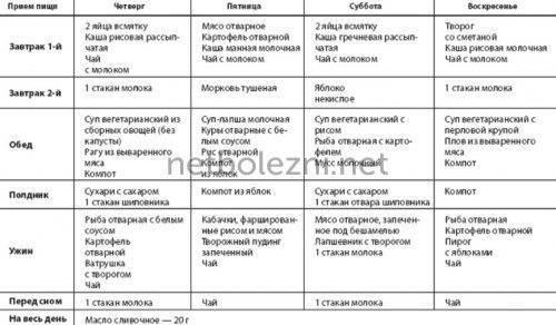 Диета при лямблиозе: информация о заболевании, лечение, рацион