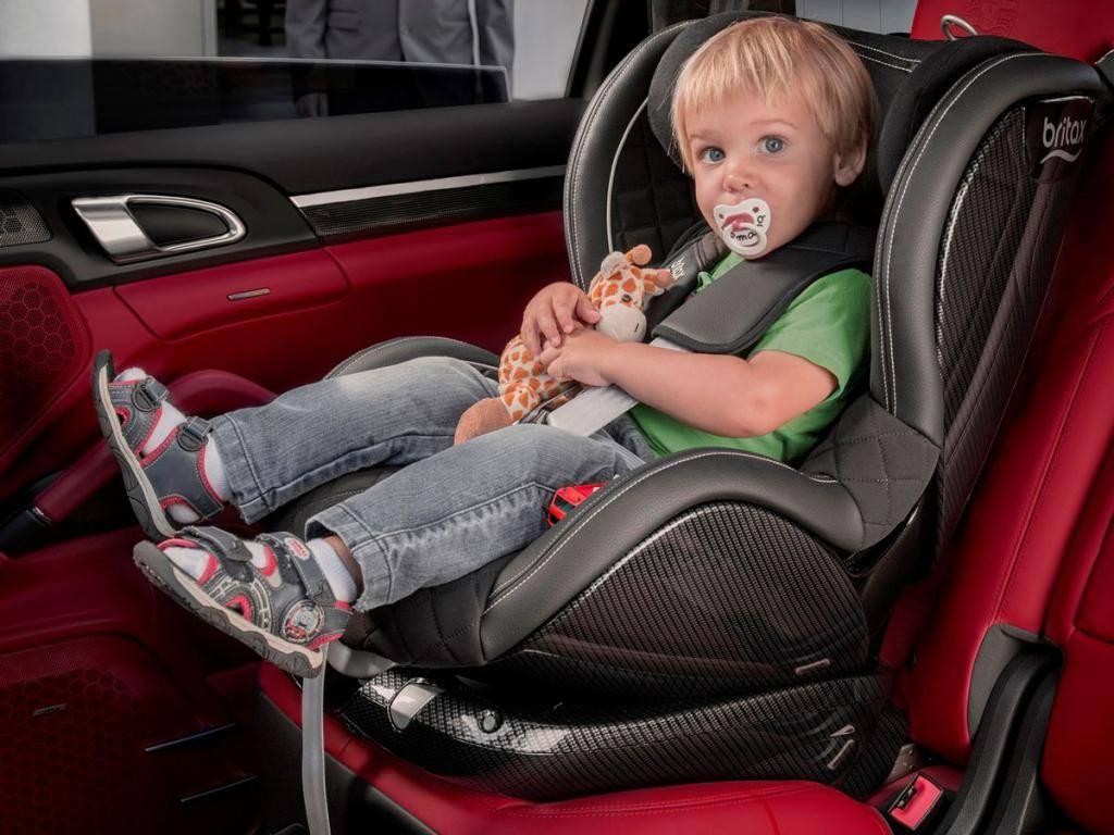 Какие штрафы применяются в 2019 году за нарушение правил перевозки детей