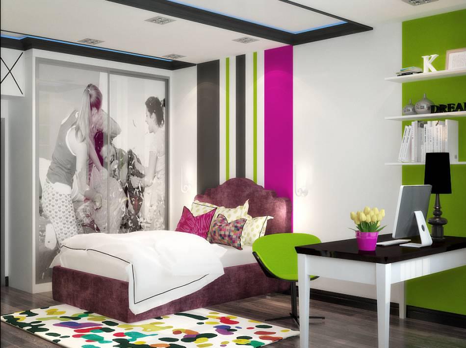 Современный дизайн комнаты (72 фото): романтика прованса в интерьере, оформление комнаты для юноши в морской тематике, в стилях «лофт», «хай тек» и «минимализм»