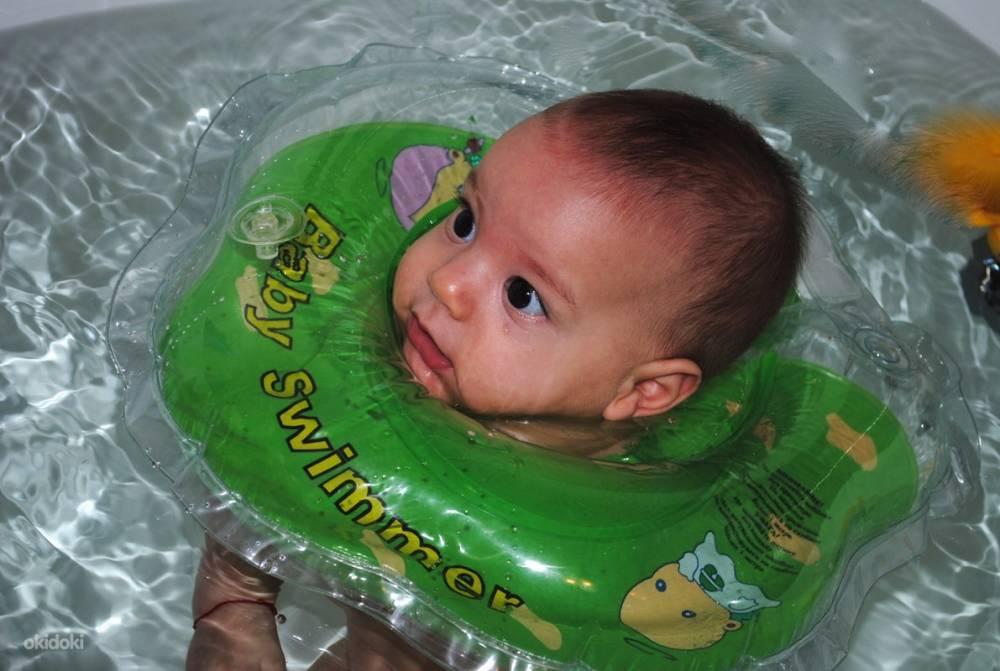 Круг для купания новорожденных - мапапама.ру — сайт для будущих и молодых родителей: беременность и роды, уход и воспитание детей до 3-х лет