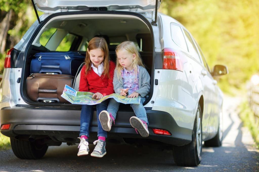 Путешествия с ребенком: все что нужно знать родителям перед поездкой