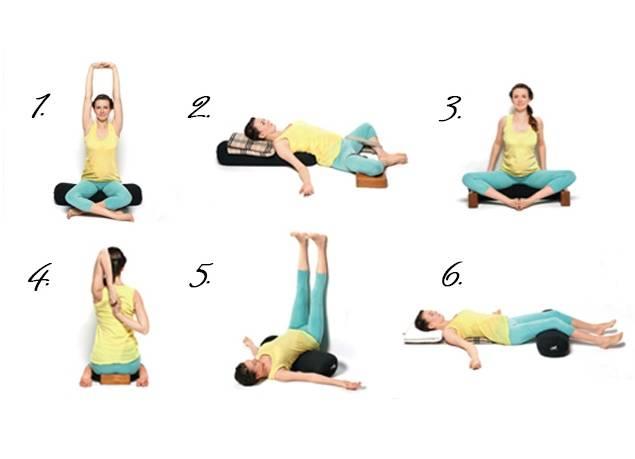 Йога для беременных 2 триместр топ-13 лучших асан в домашних условиях