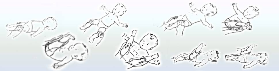 Гимнастика для грудничка: 9 -12 месяцев