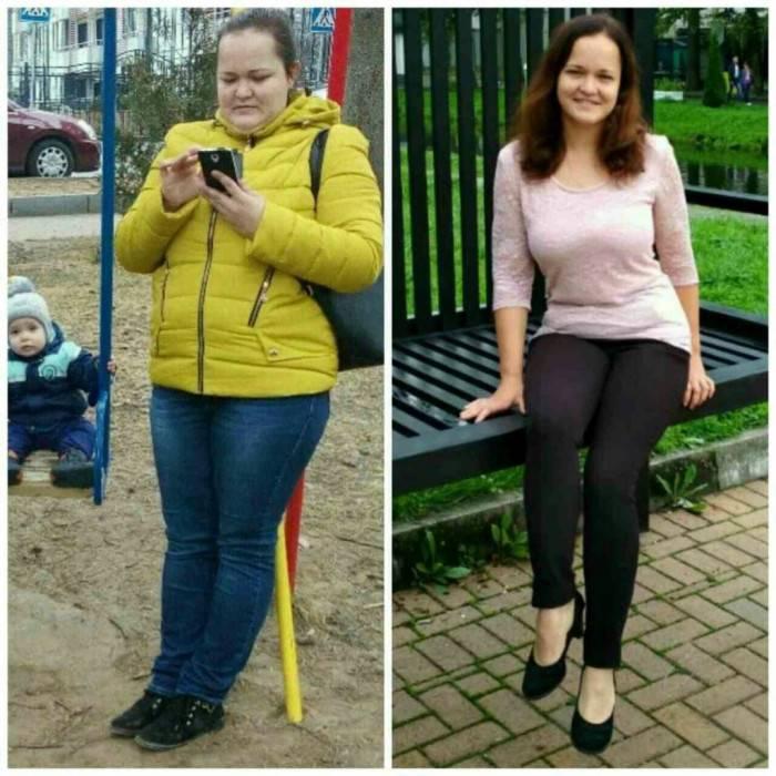 Моя история похудения после родов: из 55 в 100 и обратно