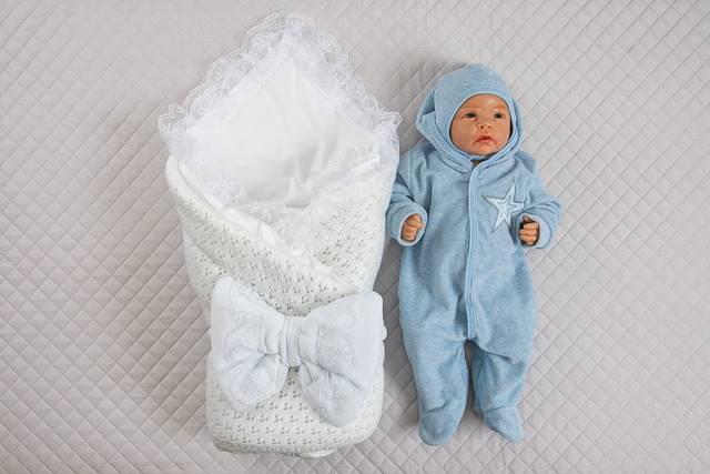 Конверт на выписку новорождённого своими руками: как сшить красивый аксессуар для первой фотосессии малыша