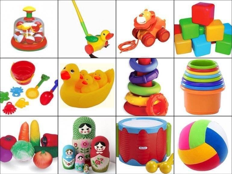 Развивающие игры для малышей от рождения до года: подробное описание для каждого месяца