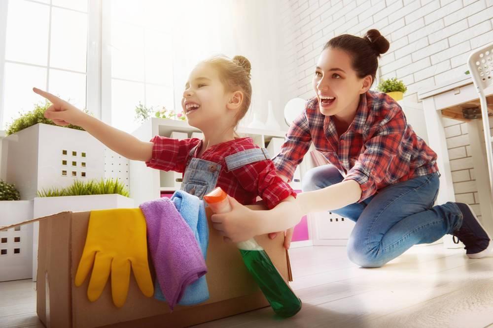 Советы мамам: как заставить ребенка убирать в своей комнате