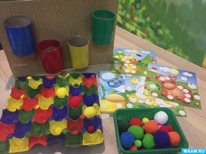 Конспект интегрированного занятия нод по сенсорному развитию с детьми раннего возраста (2–3 лет). воспитателям детских садов, школьным учителям и педагогам - маам.ру
