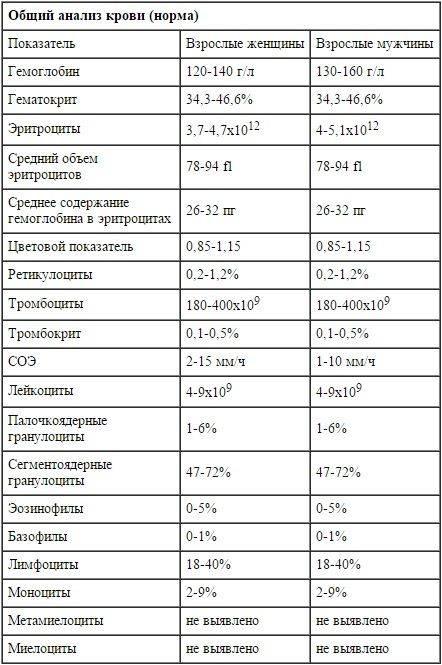 Статьи и новости медцентра элиса  - общий анализ крови - зачем он нужен и что покажет?