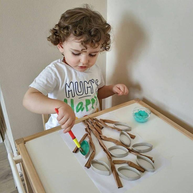 Чем занять ребенка в 2 -3 года. чем заменить игрушки?   не для галочки, а для друзей